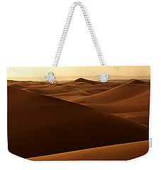 Desert Impression Weekender Tote Bag by Ralph A  Ledergerber-Photography
