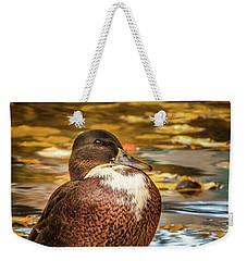 Desert Island Weekender Tote Bag