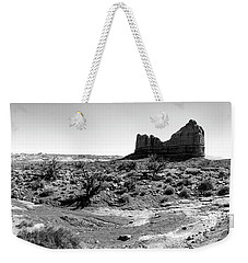 Desert Landscape - Arches National Park Moab, Utah Weekender Tote Bag
