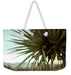Desert Leaves Weekender Tote Bag