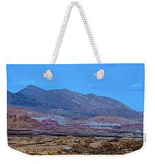 Desert Night Weekender Tote Bag