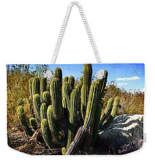 Desert Plants - The Wild Bunch Weekender Tote Bag