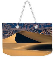 Desert Sand Weekender Tote Bag by Mike Dawson