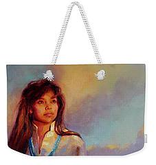 Desert Song Weekender Tote Bag
