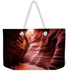 Desert Southwest Underworld Weekender Tote Bag by Nicki Frates