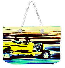 Desert Speed Weekender Tote Bag