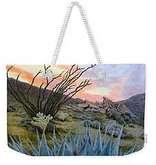 Desert Spirits Weekender Tote Bag