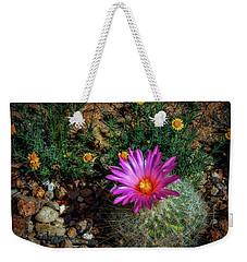 Desert Splash Weekender Tote Bag by Elaine Malott