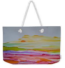Desert Steppe Weekender Tote Bag
