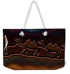 Desert Stories Weekender Tote Bag