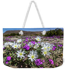 Desert Super Bloom 2017 Weekender Tote Bag