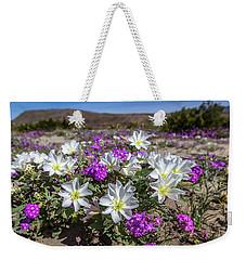 Desert Super Bloom 2017 Weekender Tote Bag
