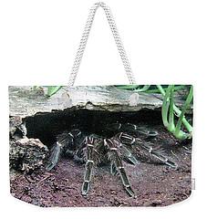 Desert Tarantula Weekender Tote Bag