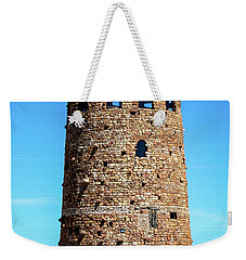 Desert View Watchtower At The Grand Canyon Weekender Tote Bag