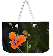 Desert Wildflower 2 Weekender Tote Bag