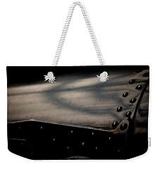Weekender Tote Bag featuring the photograph Design by Paul Job