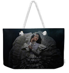 Desire Weekender Tote Bag by Agnieszka Mlicka