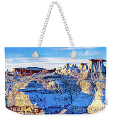 Desolate Wilderness Weekender Tote Bag