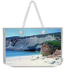 Desolated Island Beach Weekender Tote Bag