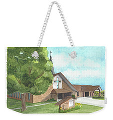 De Soto Baptist Church Weekender Tote Bag