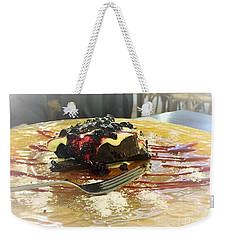 Dessert Italian Style Weekender Tote Bag
