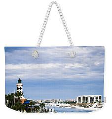 Destin Harbor  Weekender Tote Bag