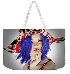 Destination Unknown Weekender Tote Bag