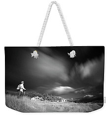 Destination Weekender Tote Bag by William Lee