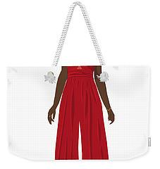 Weekender Tote Bag featuring the digital art Destiny by Nancy Levan