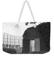 Destruction Of The Speech Annex, 1980 Weekender Tote Bag