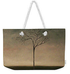Det Lille Treet - The Little Tree Weekender Tote Bag by Tone Aanderaa
