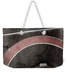 Detail Of A Vintage Car. Weekender Tote Bag by Andrey  Godyaykin