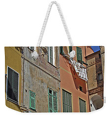 Weekender Tote Bag featuring the photograph Details 2 by Lynda Lehmann
