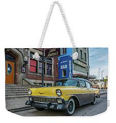 Detroit Classic  Weekender Tote Bag