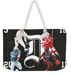 Legends Of The D Weekender Tote Bag