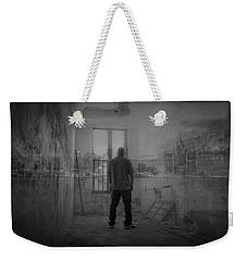 Detroit Urbex  Weekender Tote Bag