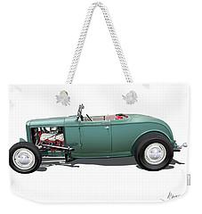 Deuce Weekender Tote Bag