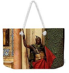Deutsch Ludwig A Nubian Guard Weekender Tote Bag