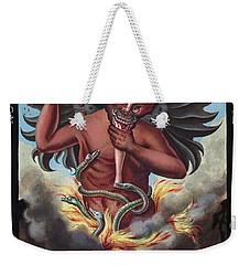 Devil, 1057 Weekender Tote Bag