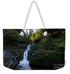 Devil's Bathtub In The Morning Weekender Tote Bag