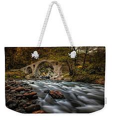 Devil's Bridge 14/11/17 Weekender Tote Bag