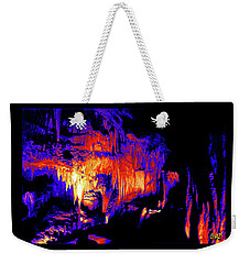 Middle Earth In Color Weekender Tote Bag