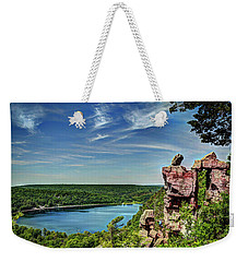 Devil's Doorway Weekender Tote Bag