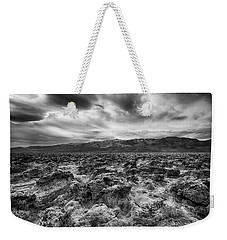 Devils Golf Course Weekender Tote Bag