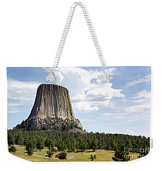 Devils Tower National Monument Weekender Tote Bag
