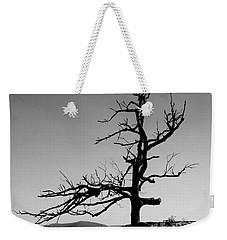 Devoid Of Life Tree Weekender Tote Bag