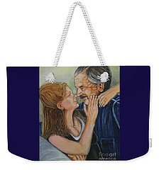 Devotion Weekender Tote Bag