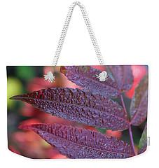 Dew Me A Favor Weekender Tote Bag by Jason Nicholas
