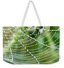 Dewdrops  Weekender Tote Bag