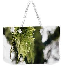 Dewy Moss Weekender Tote Bag